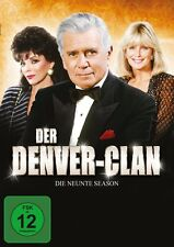 6 DVDs *  DER DENVER-CLAN - KOMPLETT SEASON / STAFFEL 9 - MB  # NEU OVP =