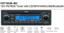 B-Ware 12 V Bluetooth PKW Radio RDS Tuner CD MP3 WMA USB Autoradio 2910000080700