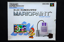MARIO PAINT limited Nintendo Super Famicom SFC JAPAN Very.Good.Condition