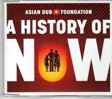 (BW373) Asian Dub Foundation, A History of Now - 2011 DJ CD