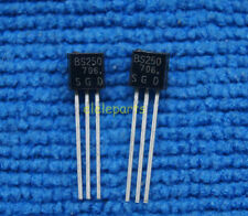 10pcs BS250 P Channel MosFET TO-92 Brand New