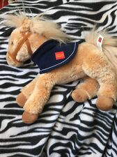 Legendary Wells Fargo Plush Pony Nellie Stage Coach