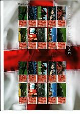 ERROR ISLE OF ' WHITE ' WIGHT LS38 GLORIOUS ENGLAND 2007 GENERIC SMILERS SHEET