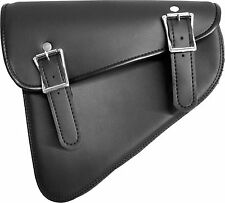 MOTORCYCLE PVC SWING ARM SADDLE BAG RIGHT SIDE (9550)