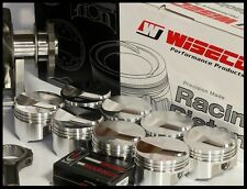 BBC CHEVY 454 WISECO FORGED PISTONS & RINGS 4.310 060 OVER +25cc DOME KP433A6