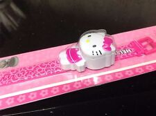 Hello Kitty Digital Wrist Watch With Ring For Kids In The Watch incude a GIFT
