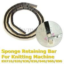 Sponge Retaining Bar for Brother Knitting Machine KH710 KH820 KH830 KH836 KH840