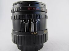 US Seller Helios 44-3 58mm f2 GOOD  portrait Lens DSLR M42 Mount 44-2 s/n9056357