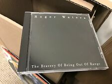 ROGER WATERS THE BRAVERY OF BEING OUT OF RANGE CD SINGLE COL CSK 4830 DJ PROMO