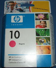 HP 10 C4843AE Magenta Cartouche d'encre (out of date)