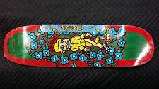 Krooked Mark Gonzales skateboard deck