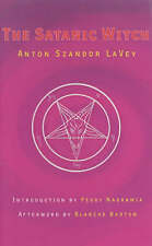 The Satanic Witch, Anton LaVey, Very Good condition, Book