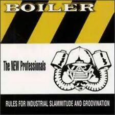 BOILER N.Y. - THE NEW PROFESSIONALS - CD EXCELLENT CONDITION 1998