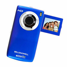 Bell + Howell Take 1 T100 Camcorder - Blue