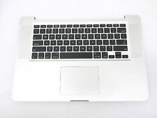 "95% NEW Keyboard Top Case Trackpad Touchpad for Apple Macbook Pro 15"" A1286 2009"