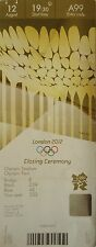 TICKET Olympia London 12.8.2012 Closing Ceremony Abschluss Zeremonie A99