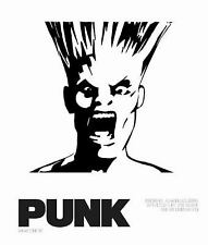 Punk: An Aesthetic, Sterling, Linder, Vaucher, Gee, Gibson, William, Savage, Jon