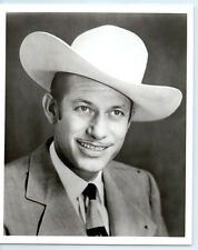 1950's Vintage HAWKSHAW HAWKINS Publicity Photo COUNTRY MUSIC Grand Ole Opry