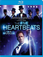 The Five Heartbeats (Blu-ray Disc, 2014, Canadian) - Brand New, Factory Sealed