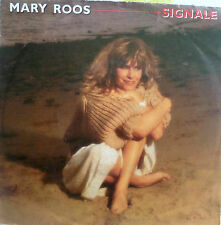 "7"" 1988 KULT !  MARY ROOS : Signale // VG+ \"