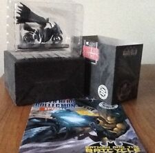 Dc Figurine Collection ISSUE special Batcycle