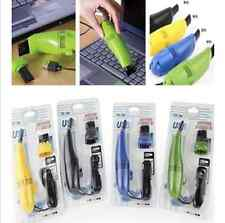 Mini USB Vacuum Keyboard Cleaner Dust Cleaning kit For Laptop Computer Macbook
