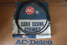 NOS AC Delco CC820 GM 6480376 GMC Speedometer Cable Assembly   1971-76
