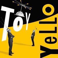 YELLO - Toy -- CD  NEU & OVP  30.09.2016