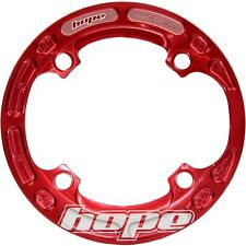 Hope Bash Guard 4 Bolt 104mm BCD 36-38t Red - Brand New