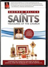 COMPLETE CATHOLIC THEOLOGY OF SACRED RELICS--BY PRIEST EXPERT