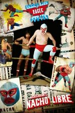 2006 JACK BLACK NACHO LIBRE MOVIE EAGLE POWERS POSTER NEW 22x34 FREE SHIPPING