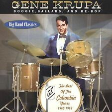 Best Of The Columbia Years by Gene Krupa CD (Brand New, Sealed)