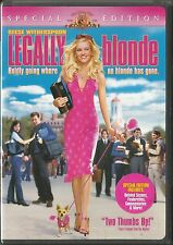 LEGALLY BLONDE SPECIAL EDITION 2001 DVD BRAND NEW SEALED