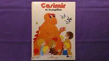 Livre Vintage « Casimir Et Le Papillon» 1979 Bon Etat.