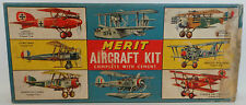 AVIATION : SOPWITH CAMEL MODEL KIT MADE BY MERIT MADE IN ENGLAND SCALE 1:48