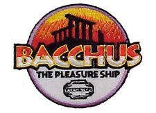 Space 2063 - Above & Beyond -Bacchus Pleasure Ship - Patch - Uniform Aufnäher