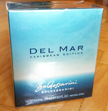 Baldessarini Del Mar Caribe Eau De Toilette Edt 90ml / Nuevo / Sellado