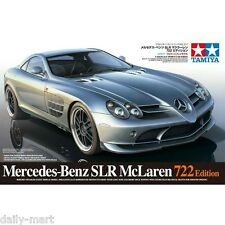Tamiya 1/24 24317 Mercedes-Benz SLR McLaren 722 Edition Model Kit
