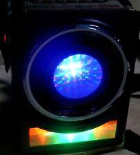 IVIVS 7373 FUN BOX Multi Mediaplayer MP3 USB SD 3.5mm AUX IN WiFi MIC FM Radio