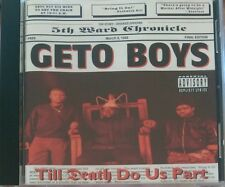 Till Death Do Us Part by Geto Boys-1993 OG Press - Rap-A-Lot Records-5th Ward