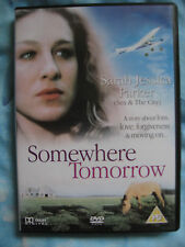 DVD SOMEWHERE TOMORROW SARAH JESSICA PARKER  (DVD, 2005) UNPLAYED DISC