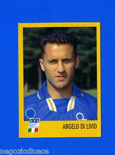 AZZURRI CON IP ITALIA - Merlin - Figurina-Sticker n. FRANCE 98 - A.DI LIVIO -New