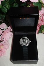RAMA SWISS WATCH RSW STAINLESS STEEL & RUBBER STRAP NEW