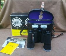 Vintage 1950s? in box Tasco quality optics Binoculars 7 X 35 carrying case