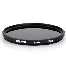 NEEWER® 67mm 67 mm IR 760 nm 760nm Infrared Infra Red Filter