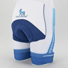 Craft EBC Cycling Bib Short MEDIUM Novo Nordisk Bike Racing Team