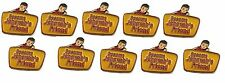 JW.ORG LAPEL PINS BECOME JEHOVAH'S FRIEND  SET OF 10 CALEB PINS