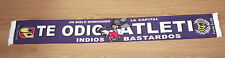 SCARF ULTRAS SUR REAL MADRID ODIO ATLETI SCHAL ECHARPE