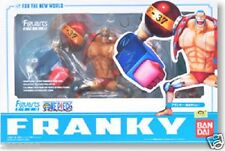New Bandai Figuarts Zero One Piece Franky New World Ver. Pre-Painted