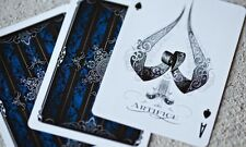 Artifice V2 BLUE Second Editon Playing Cards by Ellusionist